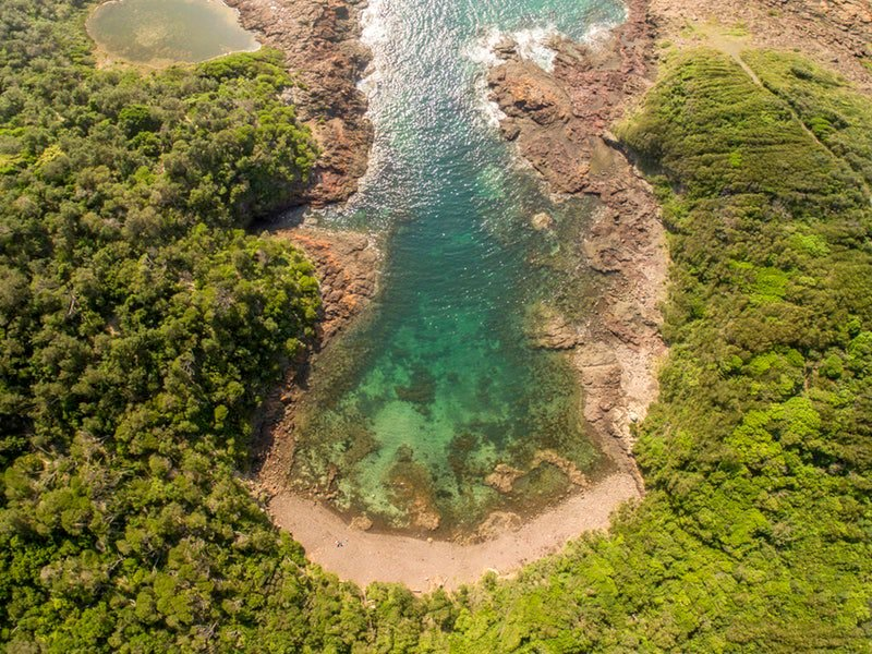 The placid waters of Bushrangers Bay (Photo courtesy: visitnsw.com)